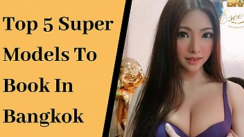 Top 5 Super Model Escorts To Book In Bangkok