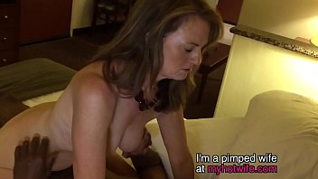 Housewife Jackie Pimped to Blacks