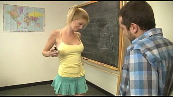 Student Jacks Off Her Teacher