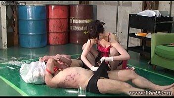 MLDO-147 Masochist man human experiment by sadist female researcher