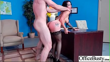 Intercorse In Office With Big Tits Slut Girl (Katrina Jade) mov-14