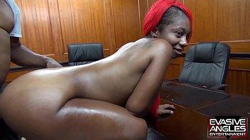 EVASIVE ANGLES Big Butt Black Girls On Bikes 5 SC 3 with Pink Diamond