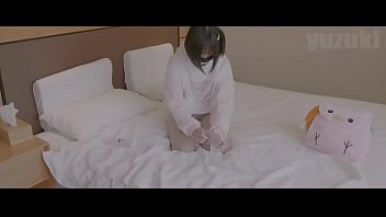 YUZUKI - Play With Her Dildo - https://asiansister.com/
