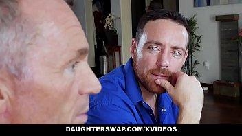 DaughterSwap - Two Teen Daughters Swap And Fuck Their Dads Vorschaubild