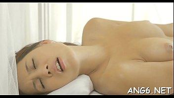 Love rocket is good for a good marvelous japanese girlie Kristyna's blowjob