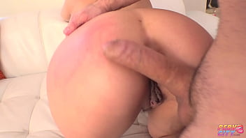 Big Booty Blonde Lana Fisted While Getting Fucked In the Ass 2 min