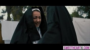 Sister Charlotte Loves To Sin And Gets Her Pussy Licked