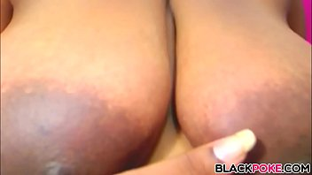 Bbig black boob Huge black boobs babe teasing