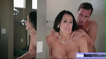 (reagan Foxx) H ot Nasty Wife With Big Tits Bu ith Big Tits Busy In Sex Tape Movie 21