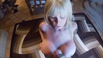 Only a Mature Cougar takes facials loads like this