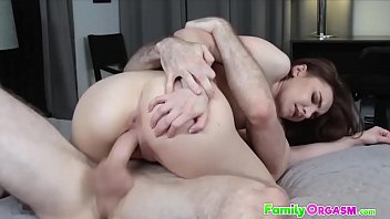 FamilyOrgasm.com - Lucky Brother Banging Young Sister