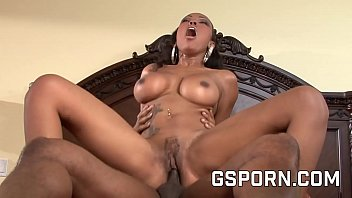Black big boobs Lacey Duvalle fucked hard by big black cock 26分钟