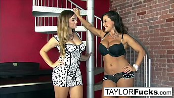 Taylor Gets Naughty With Lisa Ann