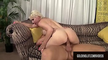 Flawless Body GILF Dalny Marga Gorges Herself on Hard Cock