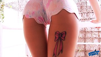 Ass Perfection Teen AssHole Slip. Thigh Gap. Puffy Nipples