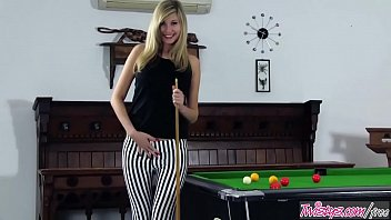 Pam anderson masturbate - Twistys - holly anderson starring at pool table naughtyness