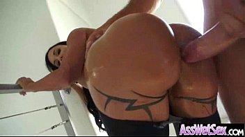 Anal Sex Tape With Big Luscious Butt Girl (jewels jade) video-15