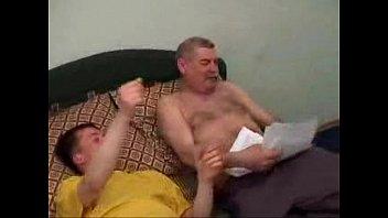Russian gay young cuties Stepdaddy fucking stepson again