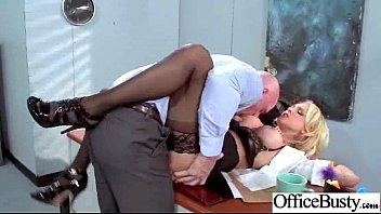 Sex Action In Office With Big Juggs Slut Girl (alix lynx) mov-03
