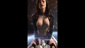 Halo miranda keys hentai Mass effect compilation new