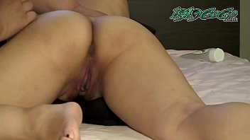 Japanese Student Spreads Side Open for Cash