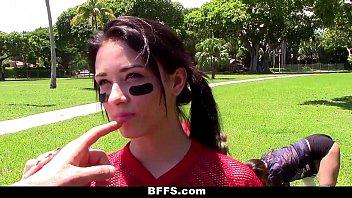 BFFS - Football Coach Fucks Horny Teens porno izle