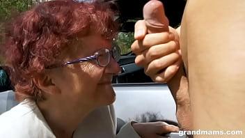 25 Grandmams Cumshot Cumpilation by AdultPrime
