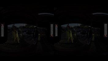 VR Cosplay X Fucking Instead Of k. Bill VR Porn 5 min