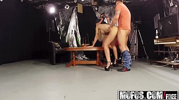 (Alexis Brill, Ava Campos) - After Hours Sex Party Foursome - Real Slut Party thumbnail