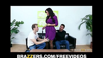 Lisa Ann wants to top her best scenes ever with a DP threesome