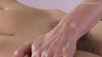 Wet Oily Virgin Massage For Rita Mochalkina