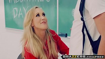 Tits at uniform - Brazzers - big tits at school - desperate for v-day dick scene starring brandi love and lucas frost