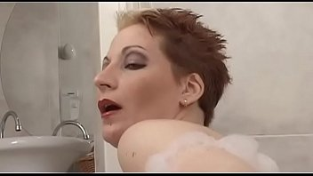My bitch of a wife seduces younger boy Vol. 4