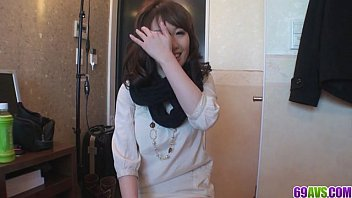 Big Titted Babe Emiri Mizusawa Hairy Twat Drilled