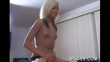 Classy hottie with small titties gets pleasure of being banged porn thumbnail