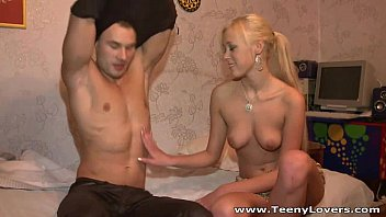 Young lovely pussy Chicks teena lipoldino love his body and dick