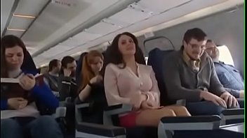 Mariya Shumakova Flashing tits in Plane- Free HD video @ http://zo.ee/3ys8P