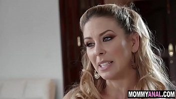 Hot mommy and son anal sex