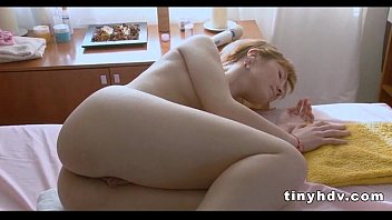 Perfect teen pussy streched Rosanna 4 44