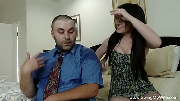Housewife husband and midget threesome Wife wants to fuck a stranger