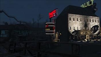 Fallout 4 The Tavern