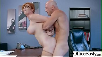 Amateur office fuck - Sex scene in office with hot busty superb girl lauren phillips video-17