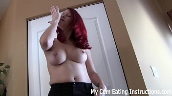 Its time you learned what cum tastes like CEI