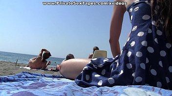 Public girlfriend fuck near the beach scene 3 porno izle