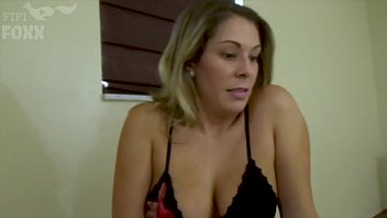 Mom Molests and Fucks s. Son, POV - MILF, Family Sex, Fauxcest, Blondes - Nikki Brooks