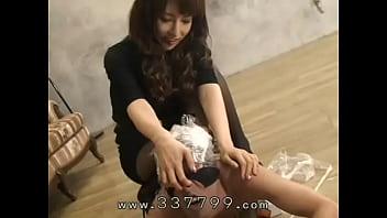 MLDO-060 Days of the slave application. Mistress Land