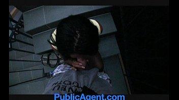 One minute sex Publicagent blowjob compilation volume one