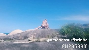 Sexo na praia (Amanda Surfistinha)