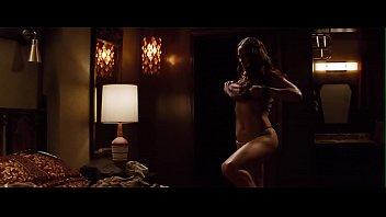 Paula Patton nude in 2 Guns HD