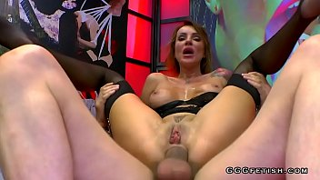Gangbang with anal and facials on elen million 5分钟